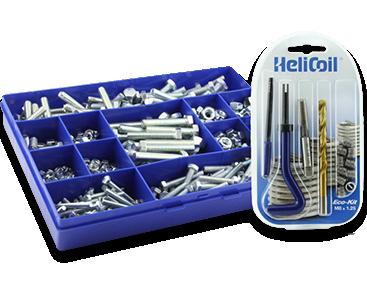Fastener, Maintenance & Helicoil Kits