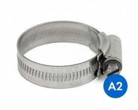 Jubilee® Hose Clips Stainless Grade A2/304 BS 5315