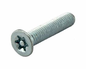 metric Countersunk Pin Torx® Machine Screws Zinc Plated